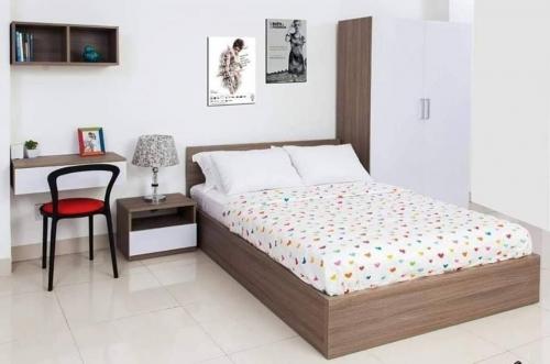Bộ phòng ngủ MDF giá rẻ - Sofa