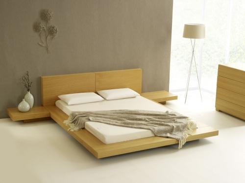 Giường gỗ công nghiệp GN4012 - Giường ngủ