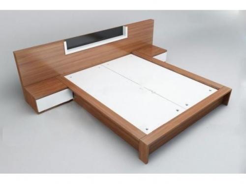 Giường gỗ công nghiệp GN4028 - Giường ngủ