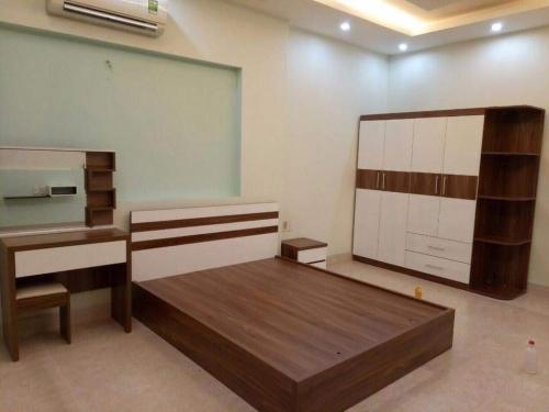 Giường gỗ công nghiệp GN4042 - Giường ngủ