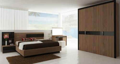 Giường gỗ công nghiệp GN4045 - Giường ngủ
