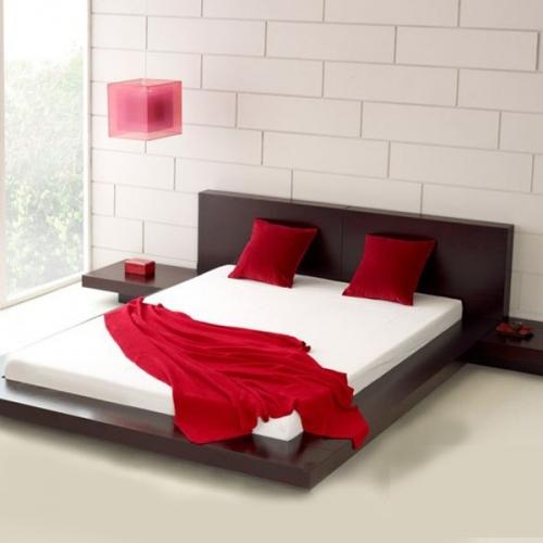 Giường gỗ công nghiệp GN4049 - Giường ngủ