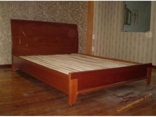 Giường gỗ công nghiệp GN4063 - Giường ngủ
