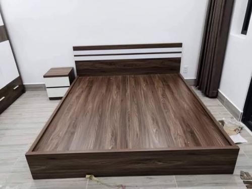 Giường gỗ công nghiệp GN4065 - Giường ngủ