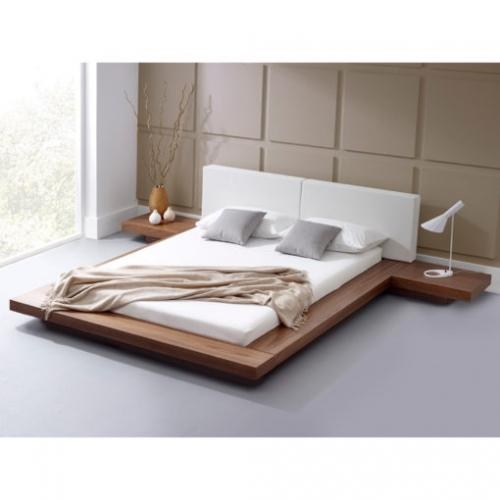 Giường gỗ công nghiệp GN4069 - Giường ngủ