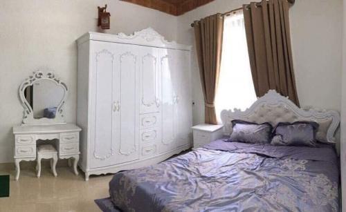Giường ngủ kiểu Âu GN5001 - Giường ngủ