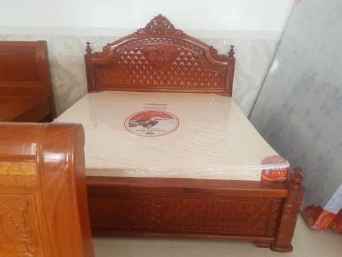 Giường ngủ phong cách châu Âu - Giường ngủ