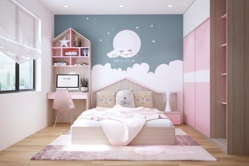 Ngạc nhiên với cách trang trí phòng ngủ đơn giản rẻ tiền