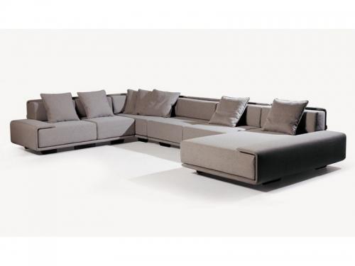 Sofa chữ u hiện đại SF121-010 - Sofa