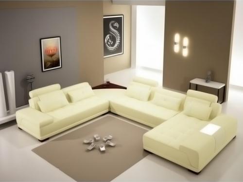 Sofa chữ u hiện đại SF121-102 - Sofa