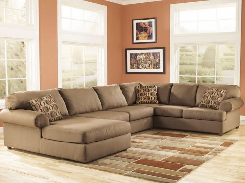 Sofa chữ u hiện đại SF121-114 - Sofa