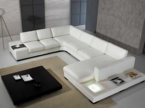 Sofa chữ u hiện đại SF121-118 - Sofa
