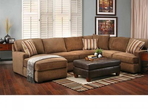 Sofa chữ u hiện đại SF121-120 - Sofa