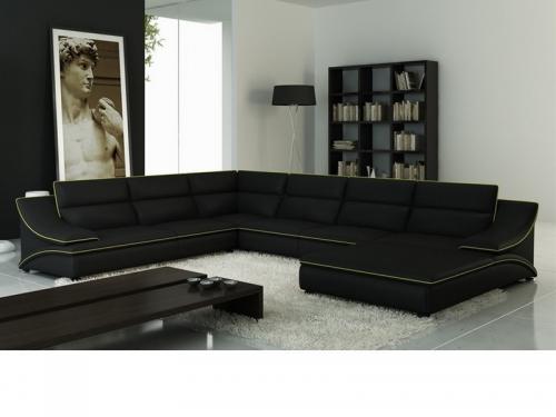 Sofa chữ u hiện đại SF121-124 - Sofa