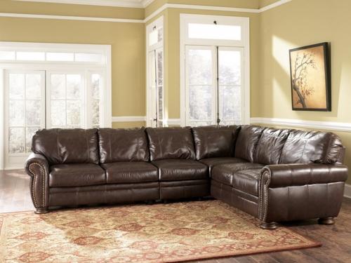 Sofa góc cổ điển SF112-009 - Sofa