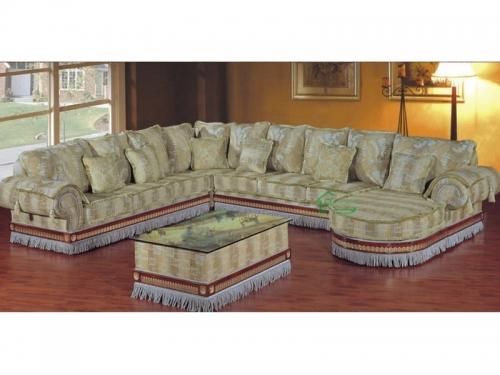 Sofa góc cổ điển SF112-019 - Sofa