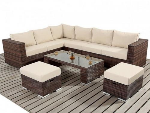 Sofa góc hiện đại SF111-205 - Sofa