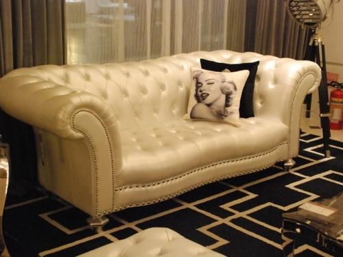 sofa văng cổ điển SF132-107 - Sofa