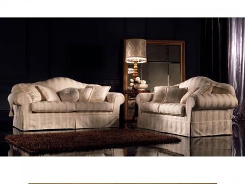 sofa văng cổ điển SF132-112 - Sofa