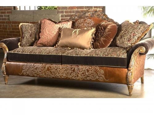 sofa văng cổ điển SF132-115 - Sofa