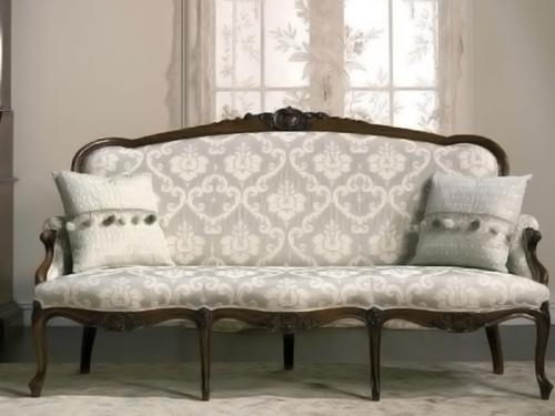 sofa văng cổ điển SF132-120 - Sofa