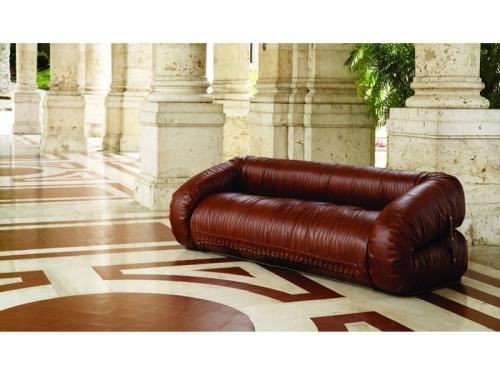 sofa văng cổ điển SF132-124 - Sofa