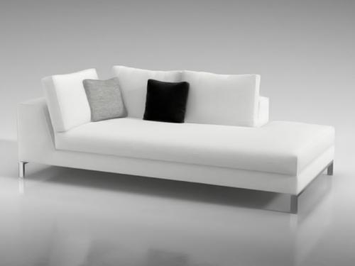 sofa văng hiện đại SF131-111 - Sofa
