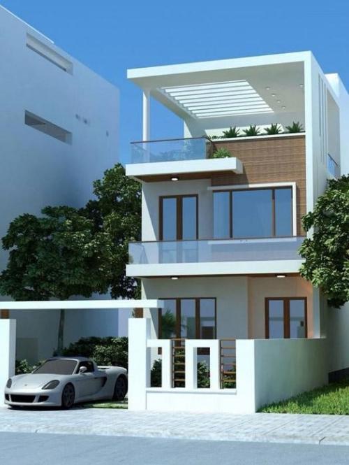 Thiết kế kiến trúc nhà đẹp dành cho gia đình nhiều thế hệ