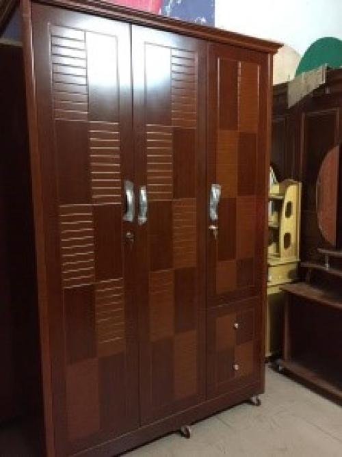 Tủ quần áo OKAL 1M4X2M Rộng 140cm – Cao 200cm – Sâu 55cm